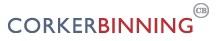 Corker Binning logo