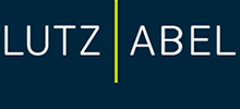 Lutz Abel Rechtsanwalts logo