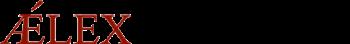 ǼLEX logo
