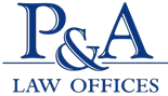 P&A Law Offices logo