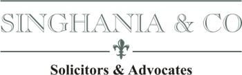Singhania & Co LLP logo