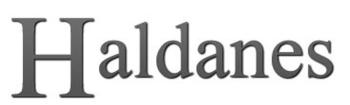 Haldanes Solicitors and Notaries logo