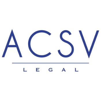 ACSV Legal logo