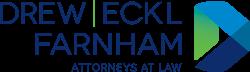 Drew Eckl & Farnham, LLP logo