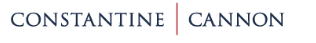 Constantine Cannon LLP logo