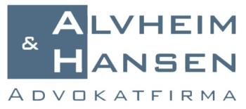 Alvheim & Hansen Ans logo
