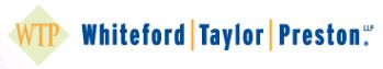Whiteford Taylor & Preston LLP logo