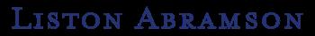 Liston Abramson LLP logo