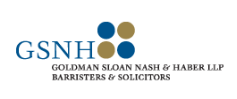 Goldman Sloan Nash & Haber LLP logo