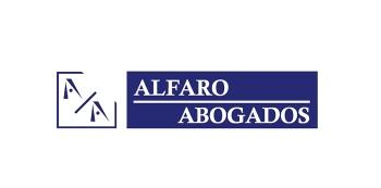 Alfaro-Abogados logo