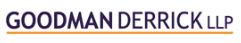 Goodman Derrick logo