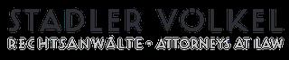 Stadler Völkel Rechtsanwälte logo