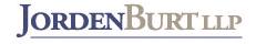Jorden Burt LLP logo