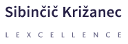 Sibinčič Križanec Law firm logo