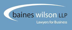 Baines Wilson Solicitors logo