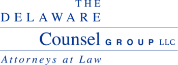 The Delaware Counsel Group logo