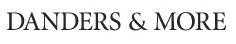 Danders & More logo