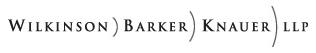 Wilkinson Barker Knauer LLP logo