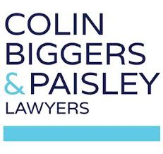 Colin Biggers & Paisley Lawyers logo