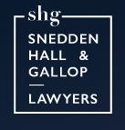 Snedden Hall & Gallop logo