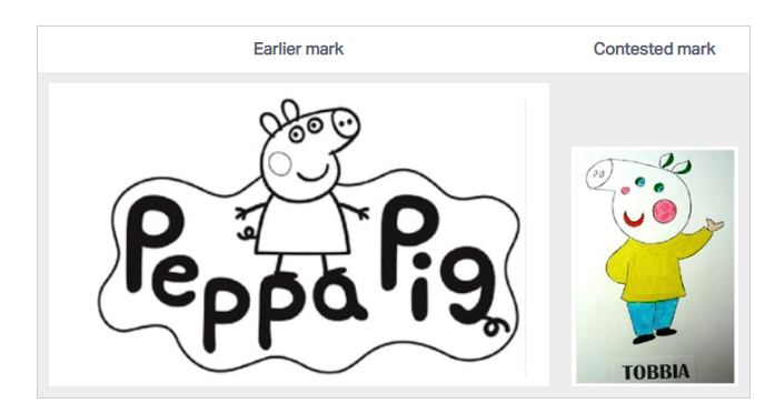 Two Little Piggies Peppa Pig Succeeds In Its Invalidity Action