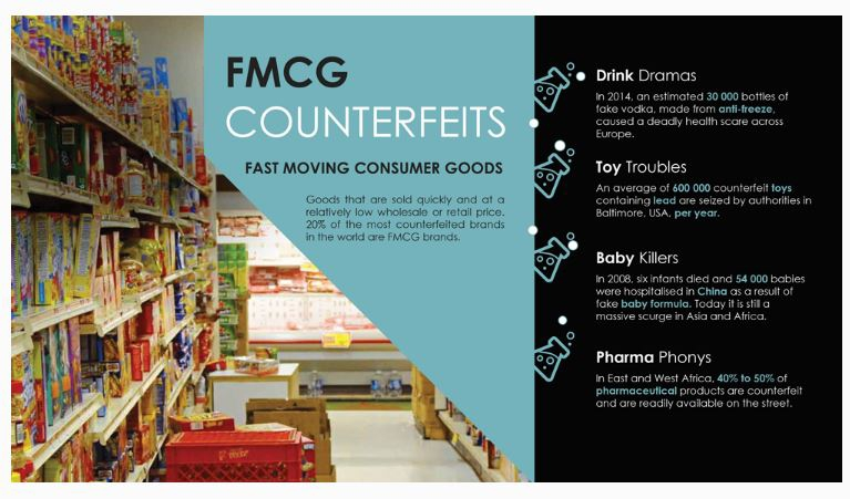 Fast moving killers and other counterfeiting trends in